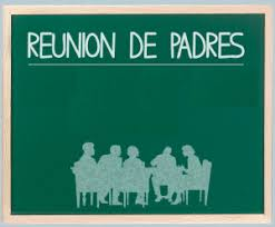 REUNIONES DE PADRES – INICIO DE CURSO