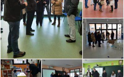 REUNIÓN DE DIRECTORES GENERALES DE LAS OBRAS EDUCATIVAS DEL SECTOR MADRID EN CORRAL DE ALMAGUER
