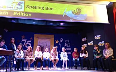 VII Edición del concurso colegial – SPELLING BEE