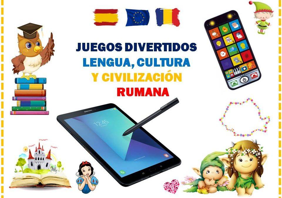 CURSO DE LENGUA, CULTURA Y CIVILIZACIÓN RUMANA