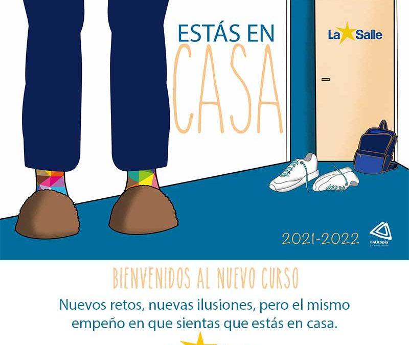 Acto de lanzamiento del lema del curso 2021 – 2022